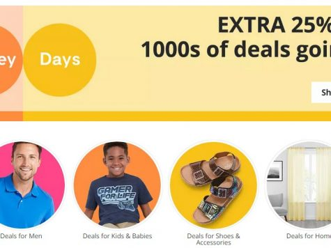 JCPenney Extra 25% Off Power Penney Days