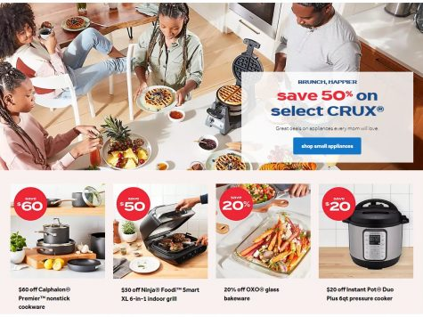 Up to 50% Off CRUX at Bed Bath and Beyond Mother's Day Sale