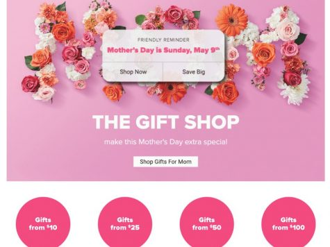Shop Gifts for Mom. Belk Gift Shop make this Mother's Day Extra Special